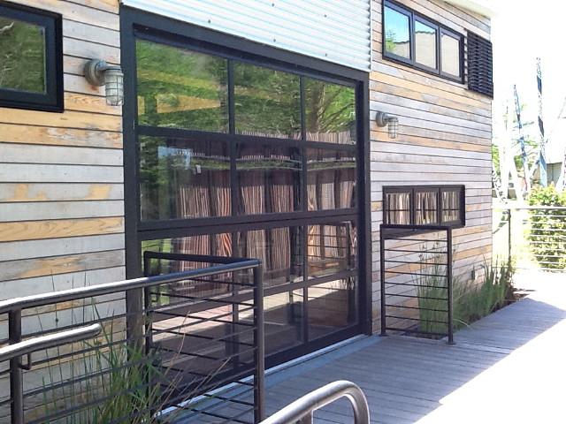 Renlita Overhead Bi Fold Doors | Renlita Series 3000 Vertica… | Flickr