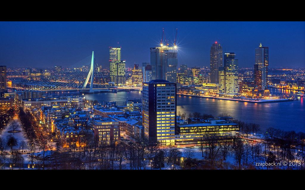 роттердам обои
