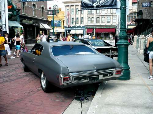 USA - Florida - Chevy Chevelle SS - The Fast And The ...
