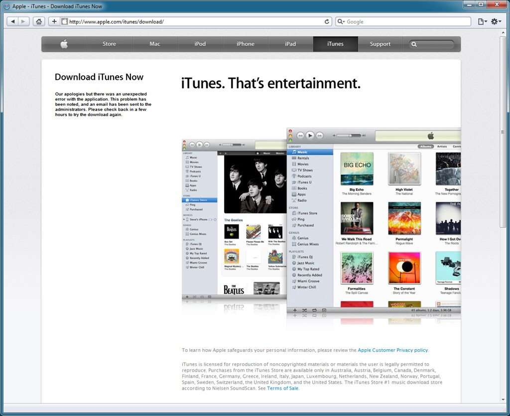 Itunes download for pc 64 bit softonic | iTunes 12 7 1  2019-05-13
