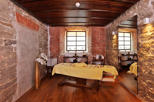 Zen SPA treatment room   Flickr - Photo Sharing!
