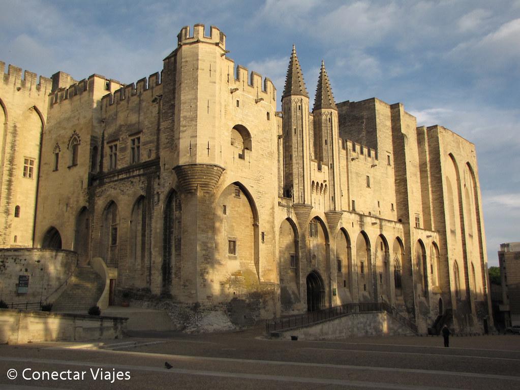 Palacio Edad Media Los Papas en la Edad Media