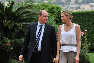 Prince Albert II of Monaco and Charlene Wittstock | by visitmonaco
