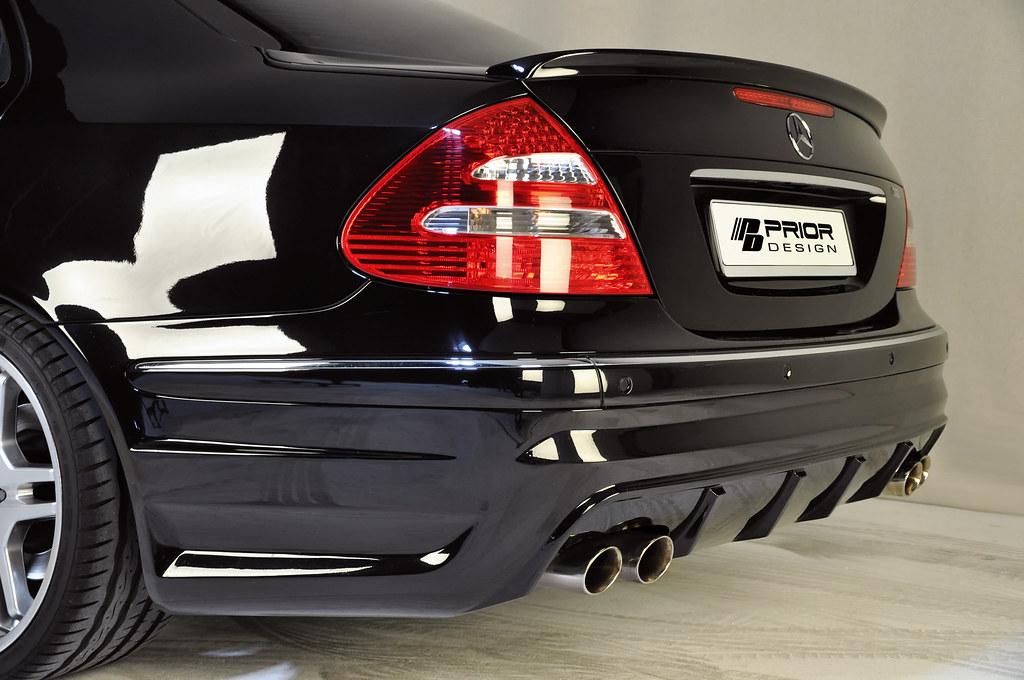 Mercedes C Amg  Rear