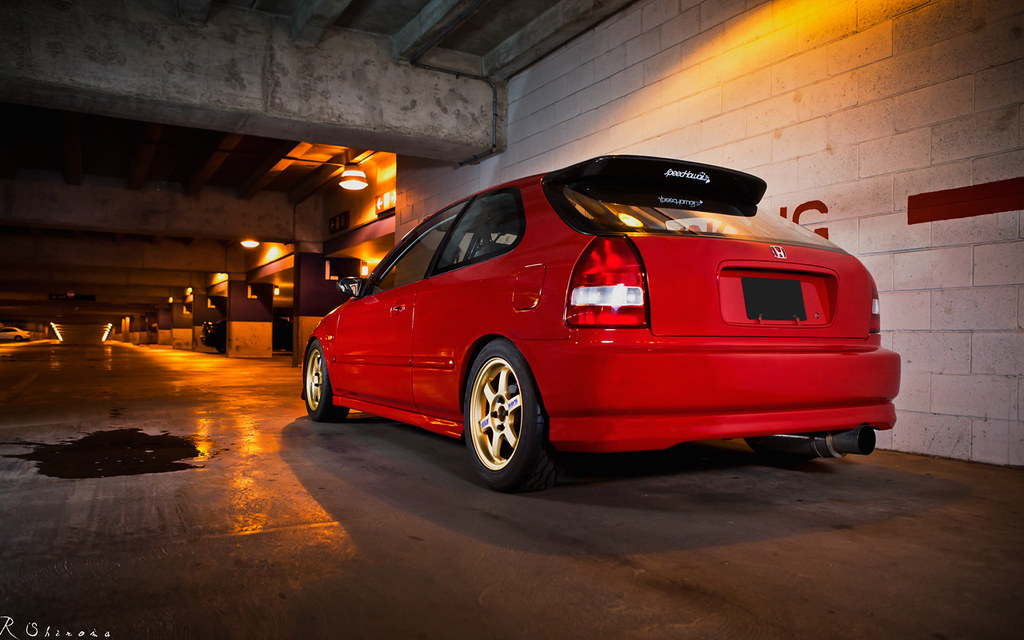 A Friend S Honda Civic Ek Hatch Private Shoot With A Frien Flickr