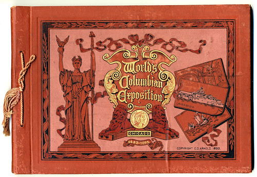 World's Columbian Exposition - Portfolio of views 1893