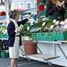 swiss woman at market
