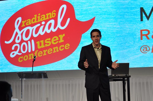 Radian6 Social 2011 User Conference | by jimstorer