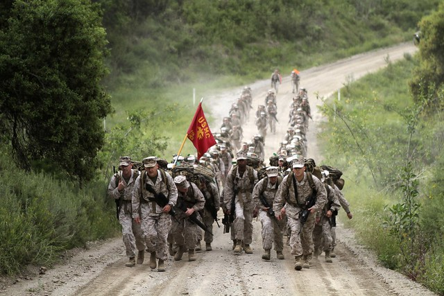 how to prepare for marine boot camp mentally