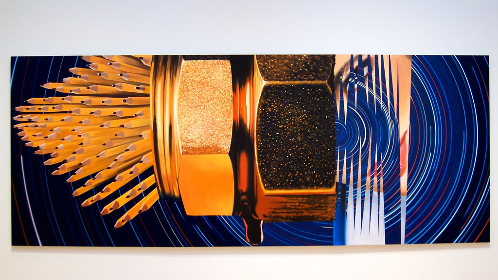 About >> Leaky Ride for Dr. Leakey (James Rosenquist) | Paul Lloyd | Flickr