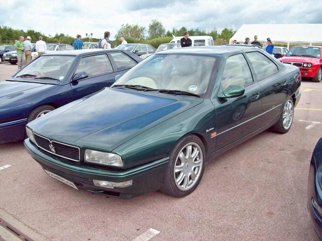 204 Maserati Quattroporte IV (1999)   Maserati Quatroporte ...