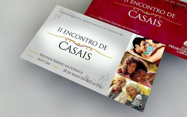 Convite - Encontro de Casais [2] | Flickr - Photo Sharing!