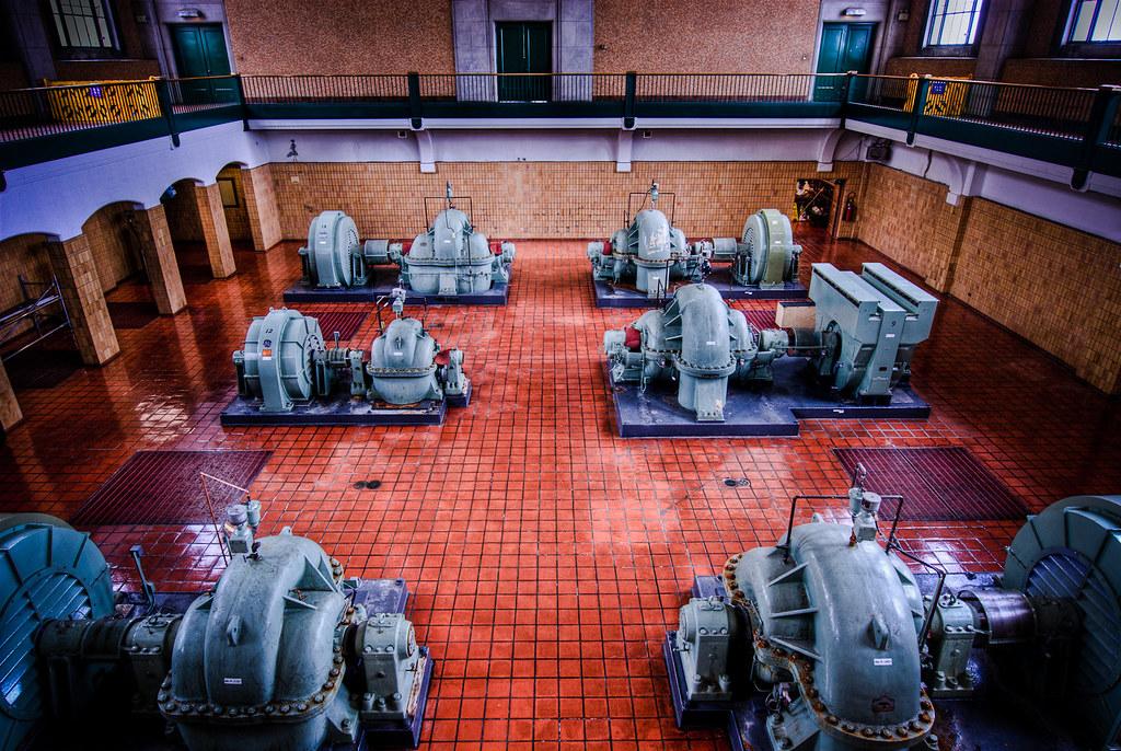 Harris Water Treatment Plant Toronto Drinking Fountain