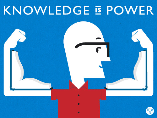 Knowledge is Power Pics Knowledge is Power | by James