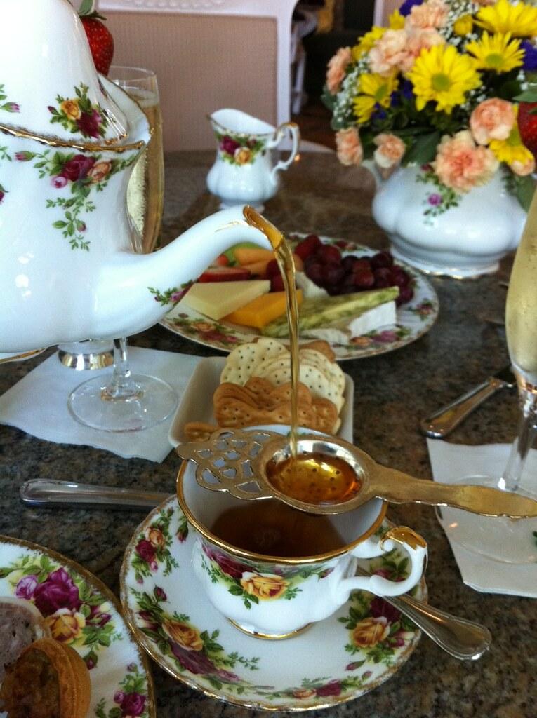 Tea Room Hurst Tx