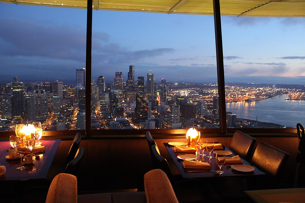 Sky City Restaurant