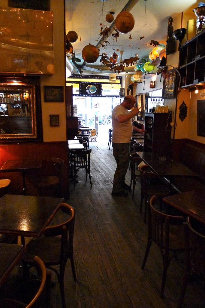 Cafe Le Rue Menu La Jolla