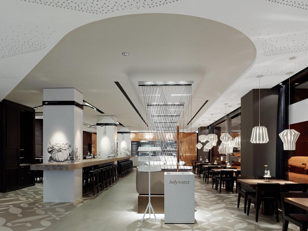 Restaurant bar design awards 2011 holyfields germany for Interior designer deutschland