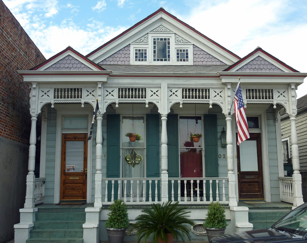 Cute houses in new orleans i had a chance to visit new for Salon n 6 orleans