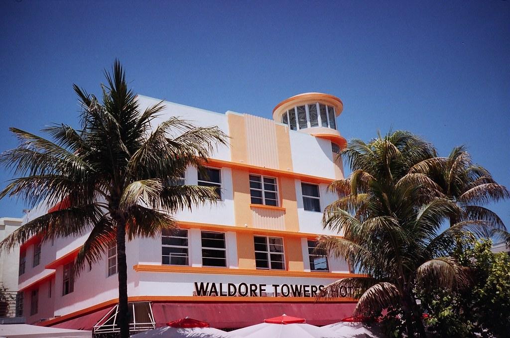 Art Deco Beach House