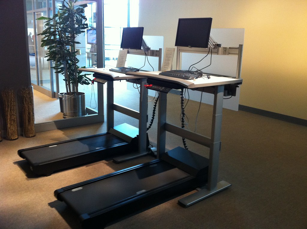 Walking Workstations   Cole Camplese   Flickr