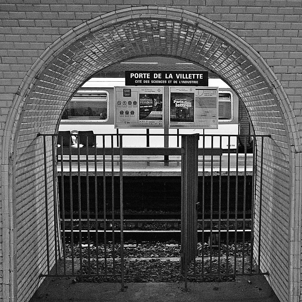 6 2 mai 2011 paris porte de la villette m tro melina1965 flickr - Metro porte de la villette ...