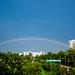 double rainbow...kinda