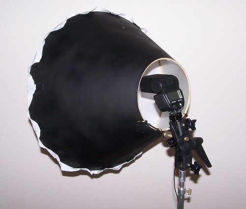 DIY Lampshade soft box | by Aud1073cH