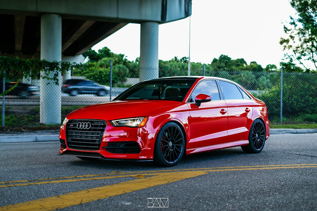 So Fresh So Clean Audi S3 With Flowform Ff15 Wheels