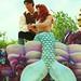 Prince Eric & Ariel, Disneyland Paris, June 2011
