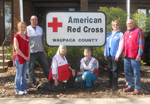 Waupaca Open House 4.14.12 003 | by American Red Cross Wisconsin Region