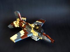 F-16A [Desert Camo] by [MIXBRIX]