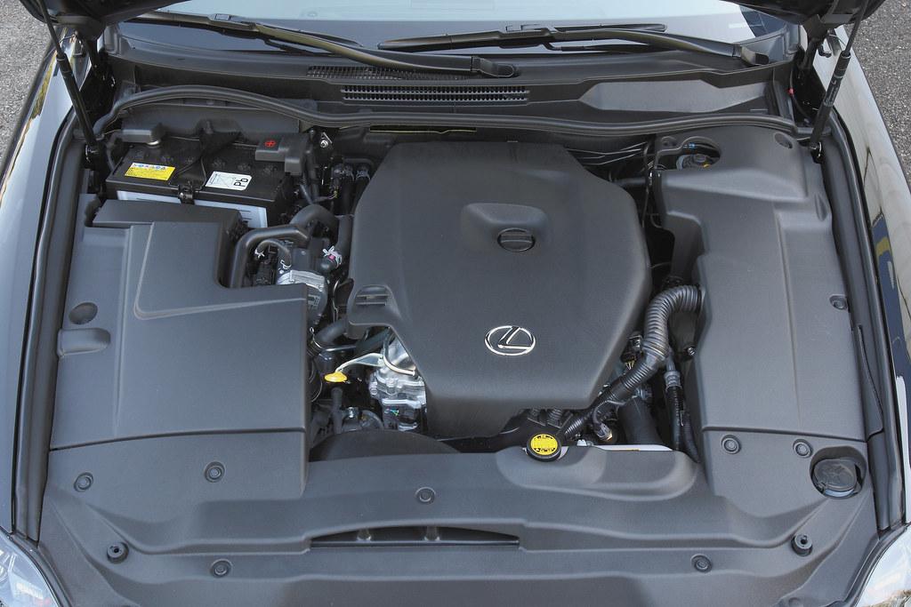 lexus is 220d diesel engine toyota 177hp motor code 2ad f flickr. Black Bedroom Furniture Sets. Home Design Ideas