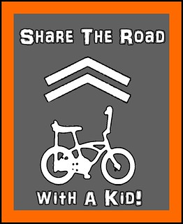share the road with a Kid | by carfreedays