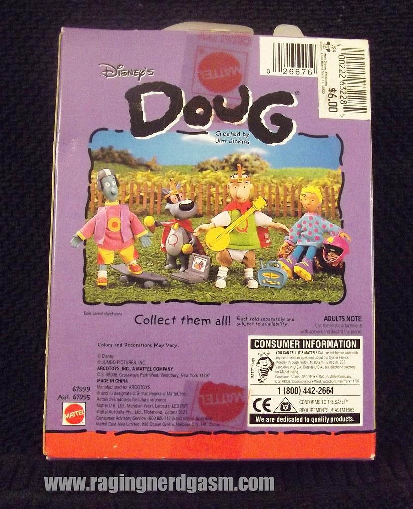 Doug as Quailman from Disney's Doug by Mattel | Tom Khayos ... Quailman