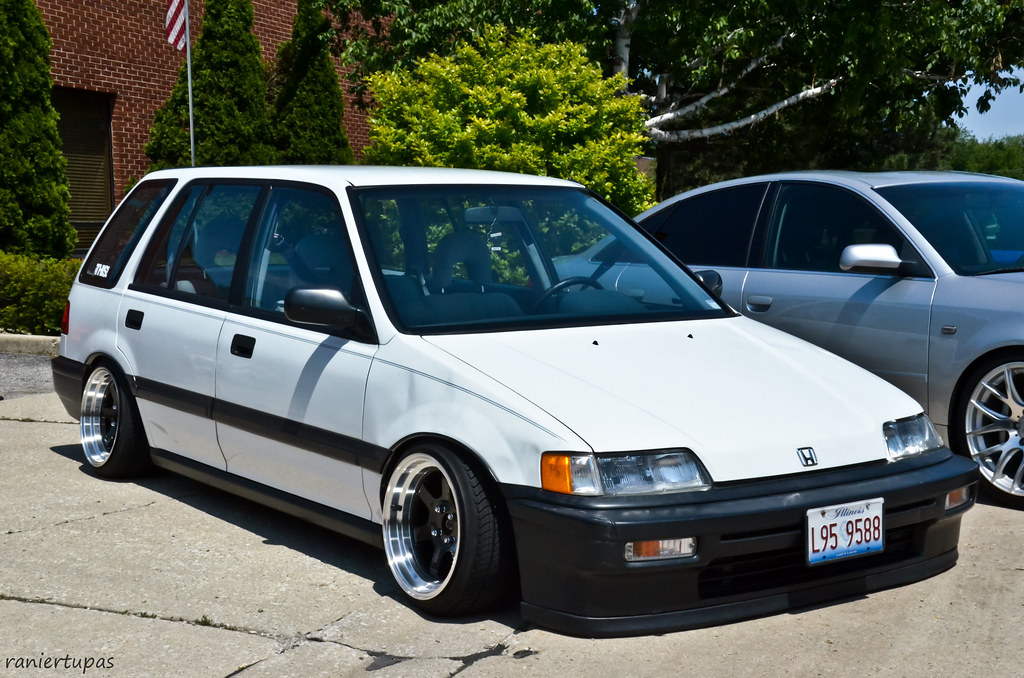 Honda Civic Wagon - Slow In Every Way