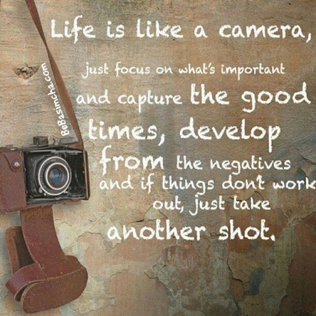 Good Morning Beautiful World : Good morning beautiful world quot life is like a camera just