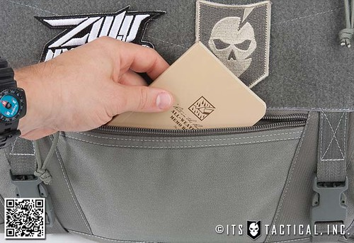 Discreet Messenger Bag Generation Two 18 | by ITS Tactical