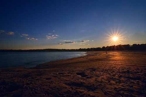 Orchard Beach, New York City | by mudpig
