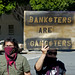 Banksters are Gangsters - Homes Not Jails July 4th protest