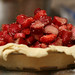strawberry rhubarb pie 3