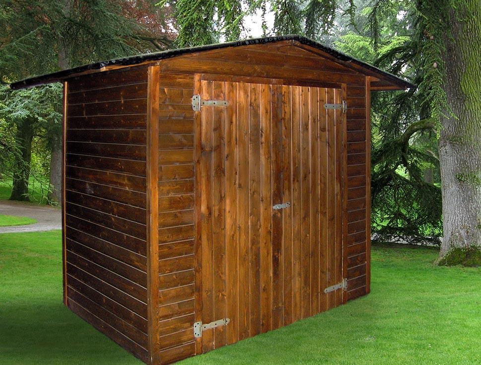 Casa attrezzi in legno pisa la casetta da giardino pisa l flickr - Casa in legno economica ...