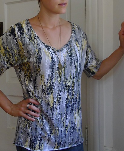 Jersey tunic | by foxflat
