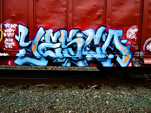 Yesca | by Vancouver Graffiti Archives