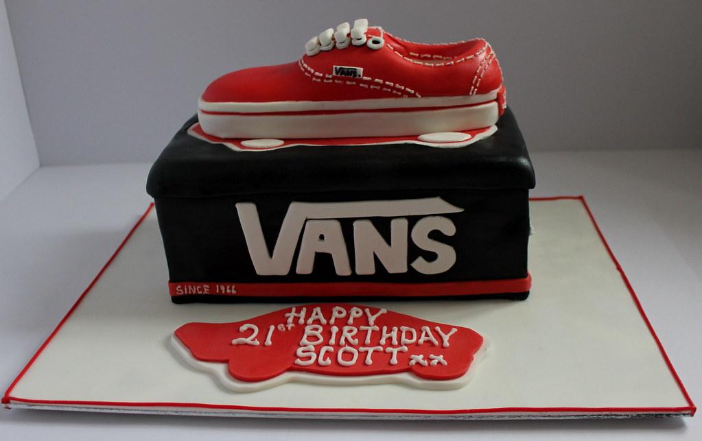 Pauls Birthday Cakes