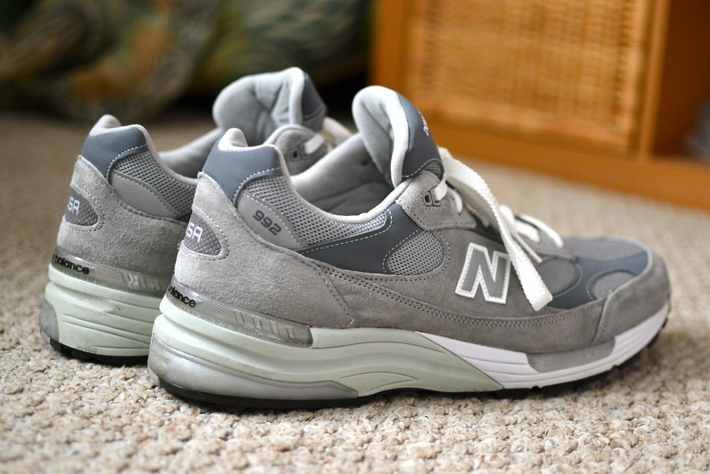The iShoes - New Balance 992 | One of Steve Jobs favorite ...