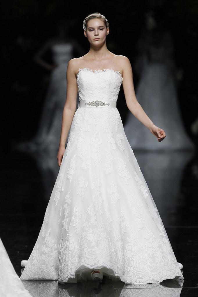 blog pronovias bridal collection report