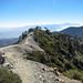 Devil's Backbone Trail, Mount Baldy