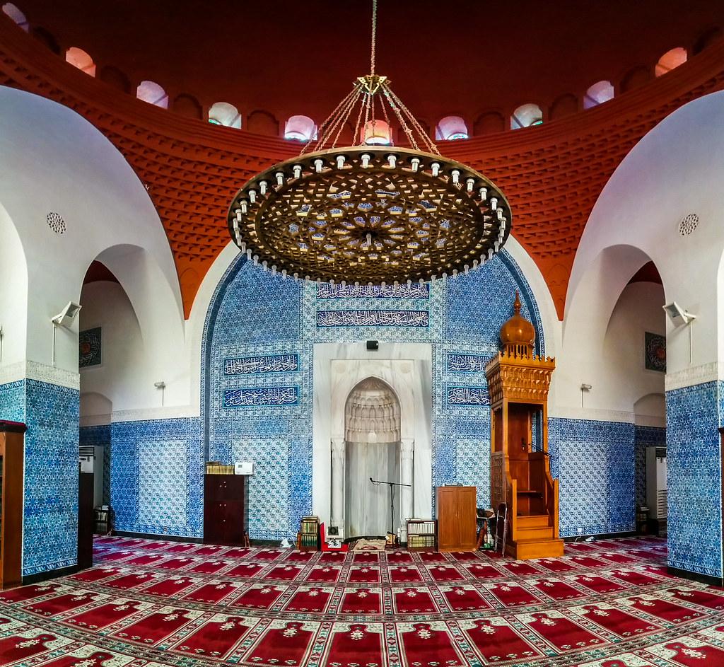 نتیجه تصویری برای مسجد