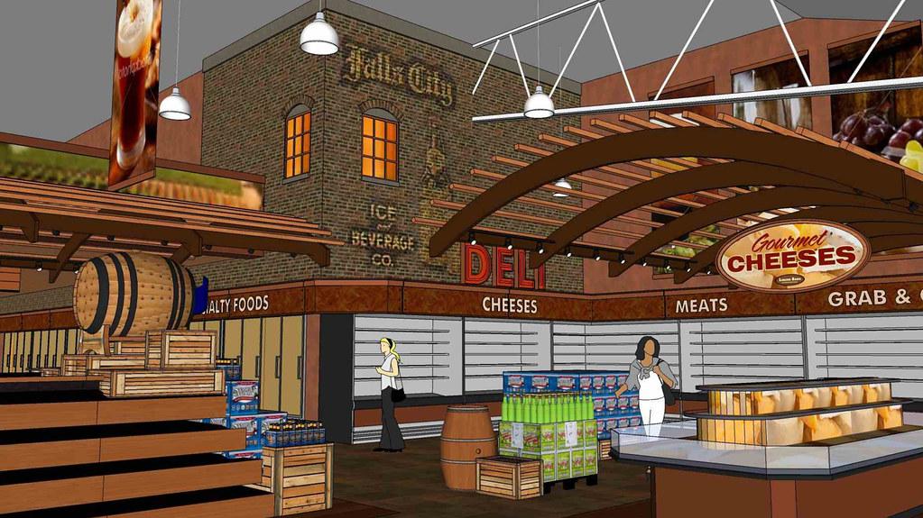 Liquor Store Design | Conceptual Liquor Store Design | Con ...